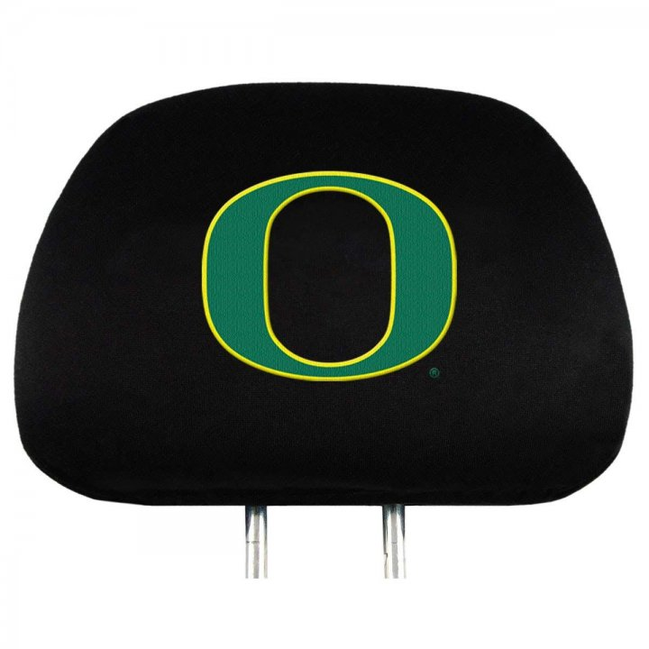 Oregon Ducks Headrest Cover