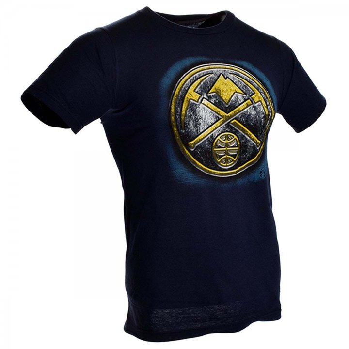 Denver Nuggets Roaring Glory T-Shirt (Navy)