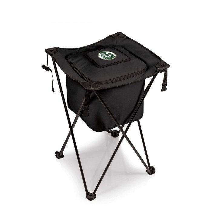 Colorado State Rams Sidekick Portable Standing Cooler (Black)