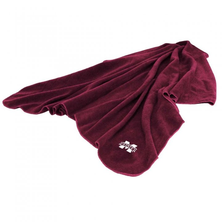 Mississippi State Bulldogs Huddle Throw Blanket