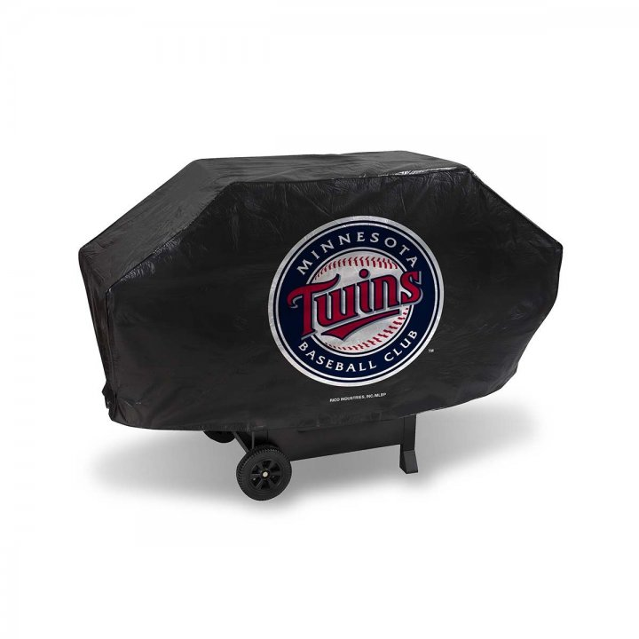 Minnesota Twins Deluxe Grill Cover