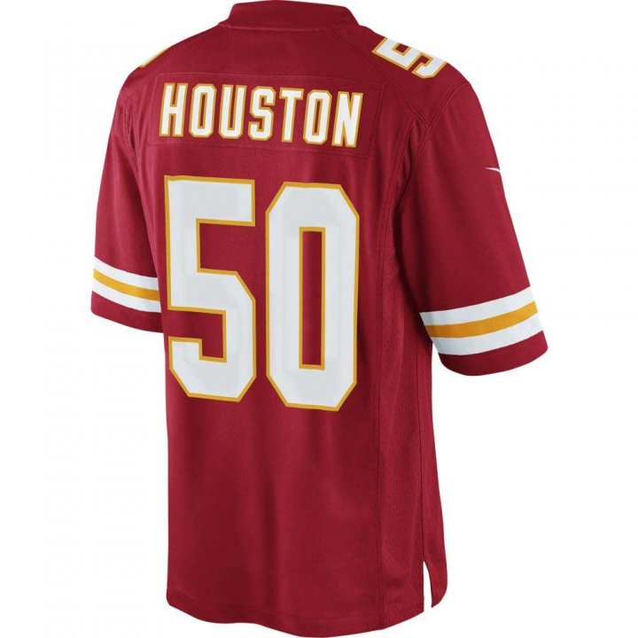Justin Houston Nike Kansas City Chiefs Limited Jersey (Red)