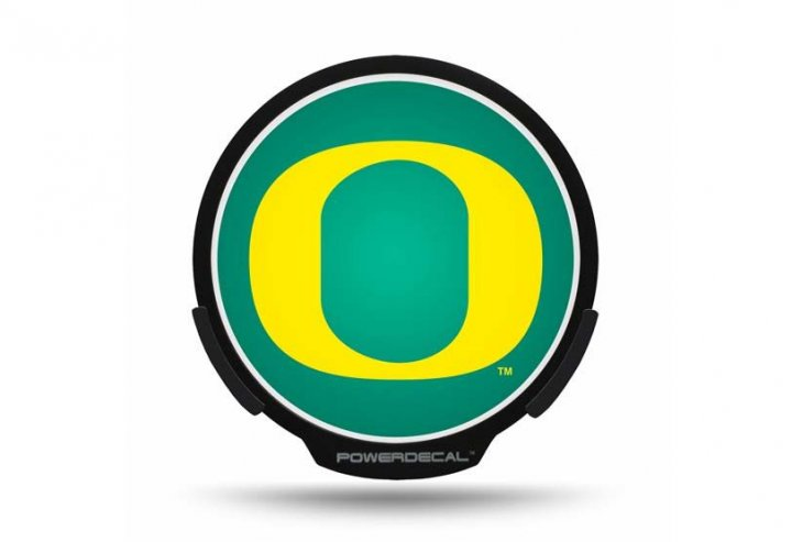 Oregon Ducks NCAA Auto Powerdecal