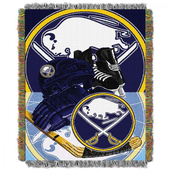 Buffalo Sabres Home Ice Advantage Throw