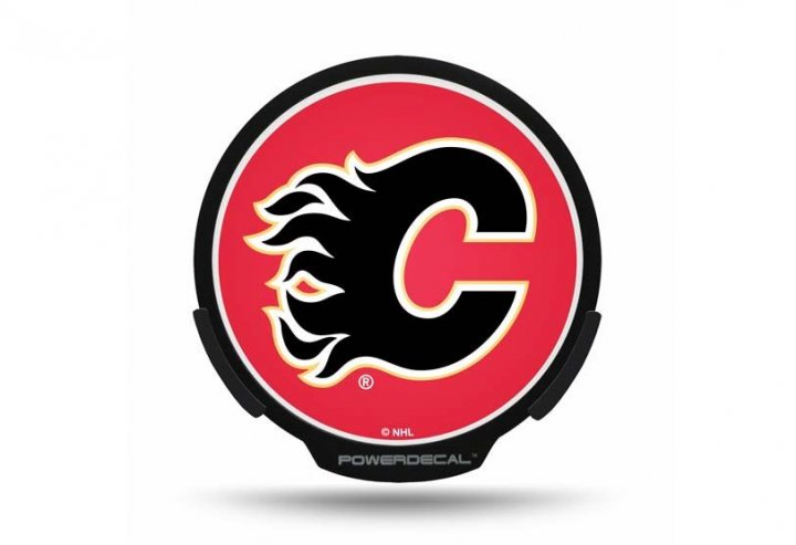 Calgary Flames NHL Auto Powerdecal