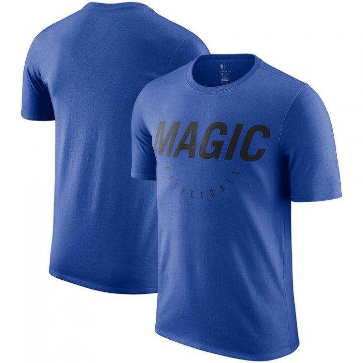 Franklin Sports Orlando Magic Practice Legend Performance Blue T-Shirt