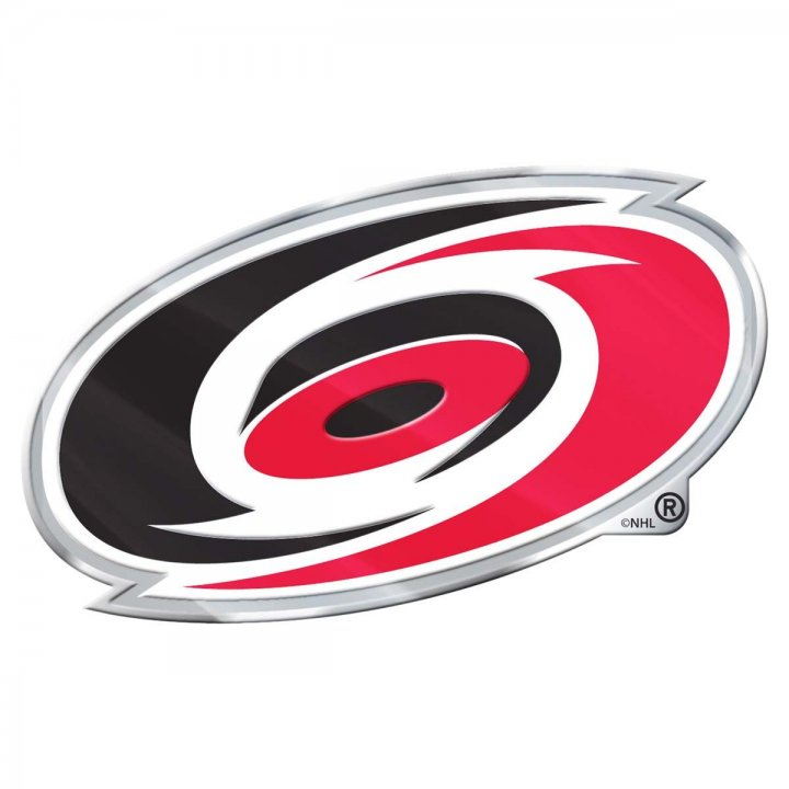 Carolina Hurricanes Color Emblem