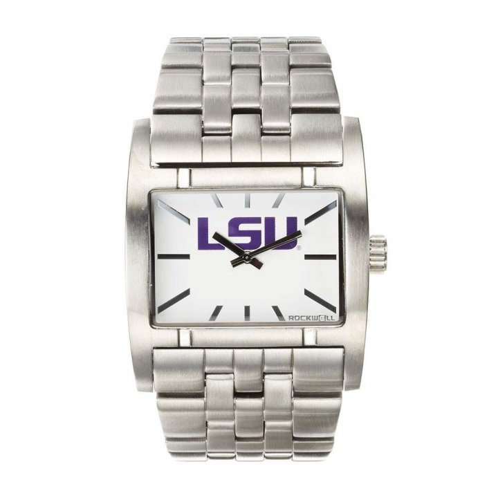 LSU Tigers Apostle Watch (Silver)