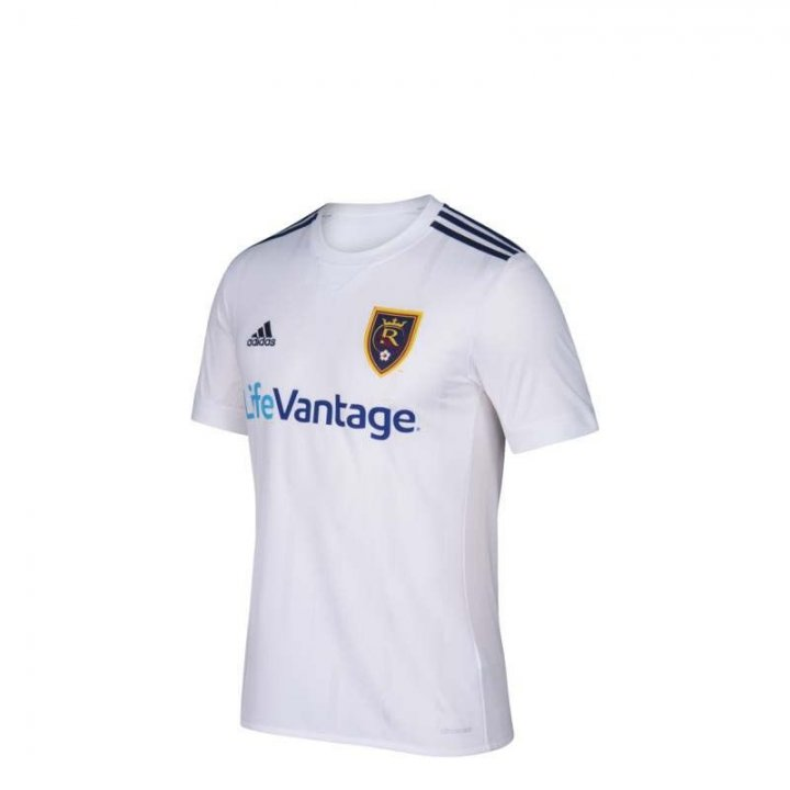Real Salt Lake MLS Youth Secondary Replica Jersey (White)