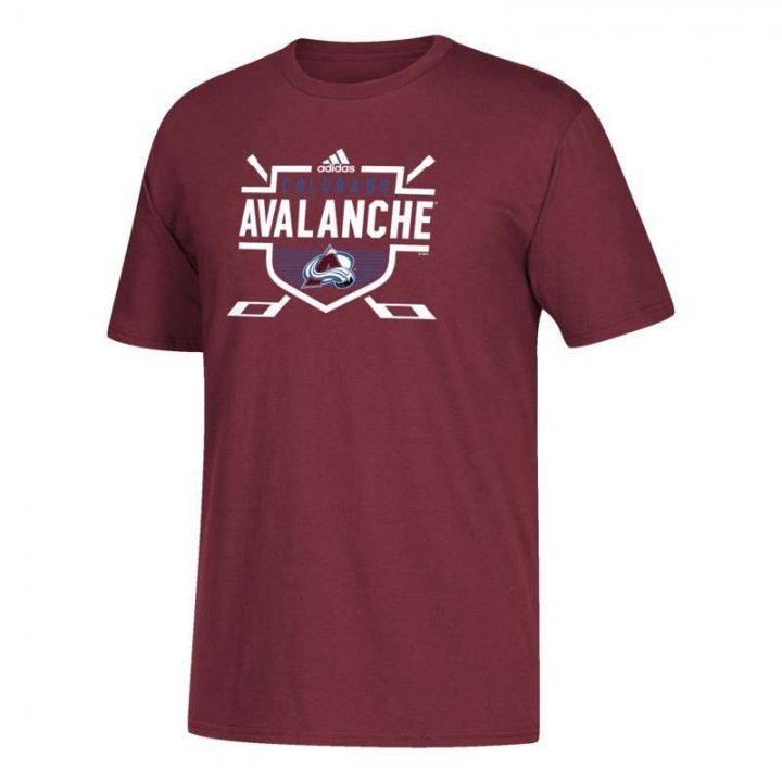 Colorado Avalanche NHL Instinctive Launch Go To Tee (Maroon)