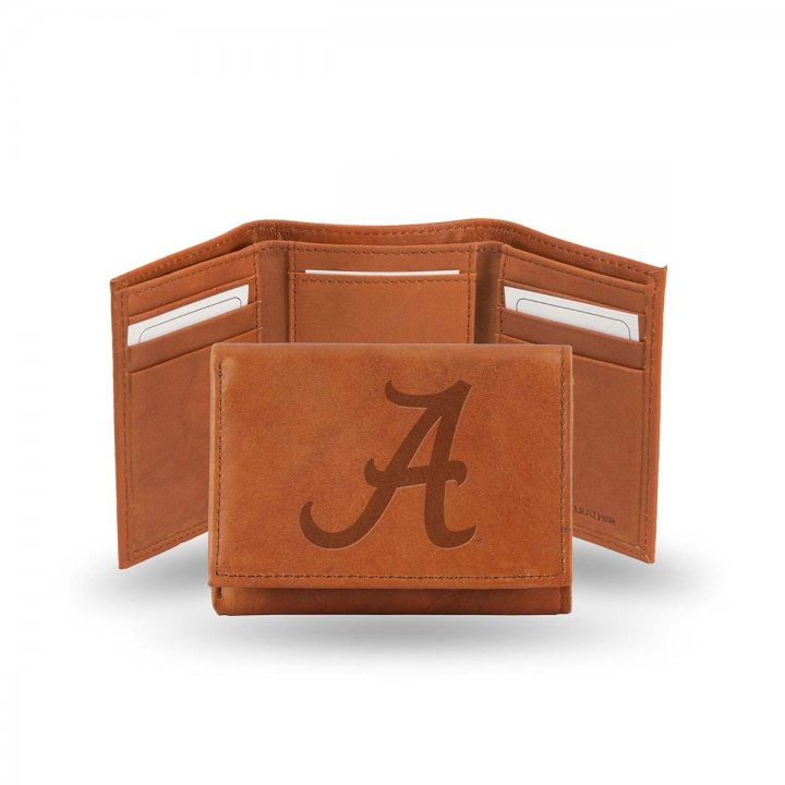Alabama Crimson Tide Tri-Fold Wallet