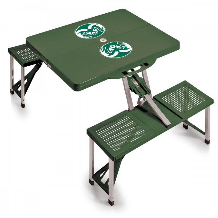 Colorado State Rams Portable Picnic Table