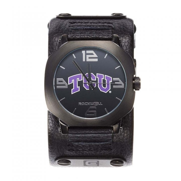 TCU Horned Frogs Assassin Watch (Black)