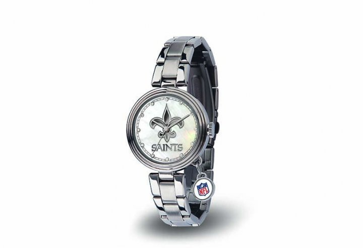 New Orleans Saints Charm Watch