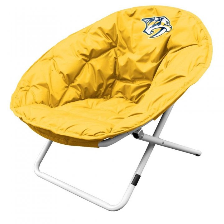 Nashville Predators Sphere Chair