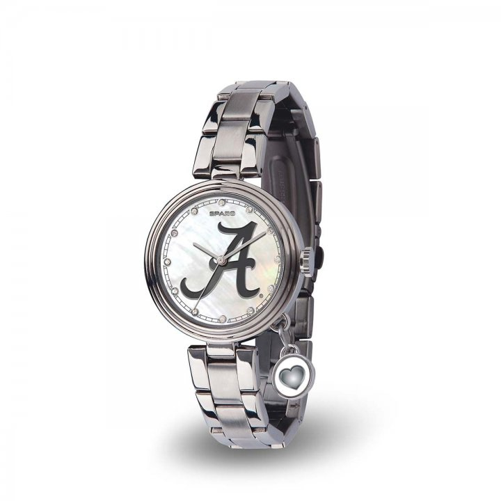 Alabama Crimson Tide Charm Watch