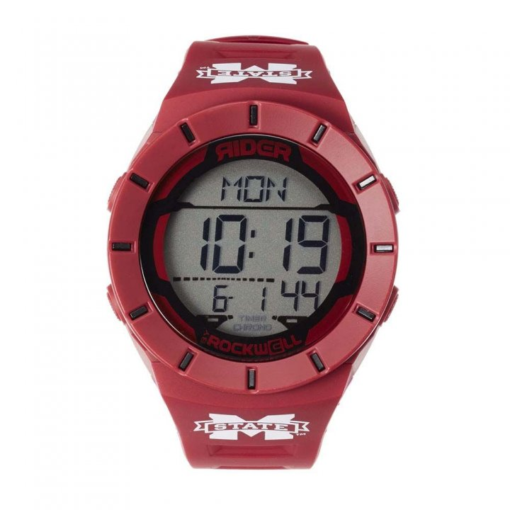 Mississippi State Bulldogs Coliseum Watch (Maroon)