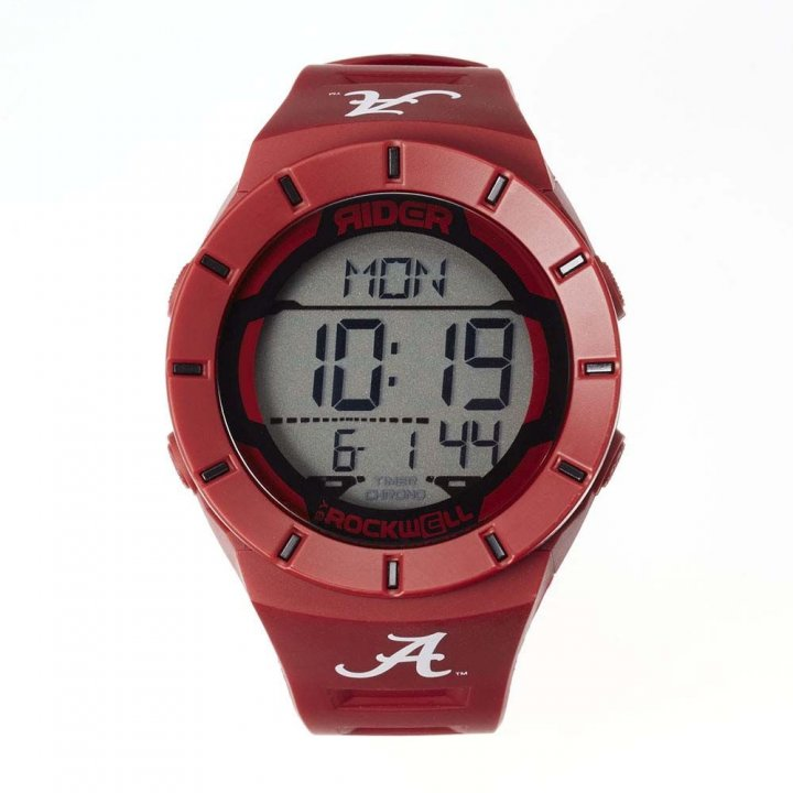 Alabama Crimson Tide Coliseum Watch (Crimson)