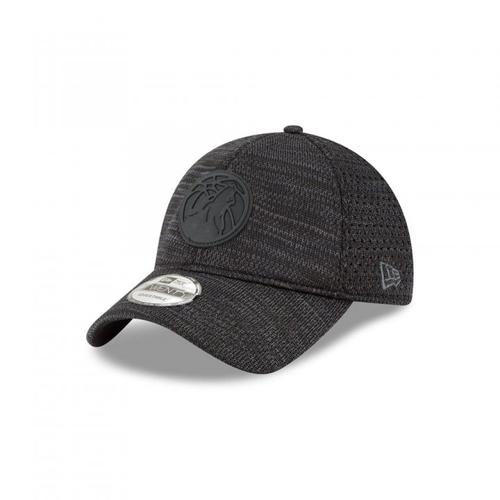 Minnesota Timberwolves NBA On Court Collection 920 Fashion Hat (Black)