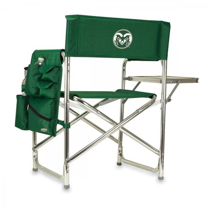 Colorado State Rams Sports Chair (Green)