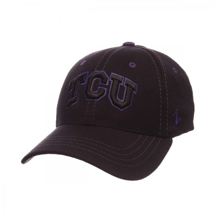 TCU Horned Frogs NCAA Black Element 2430 (Black)