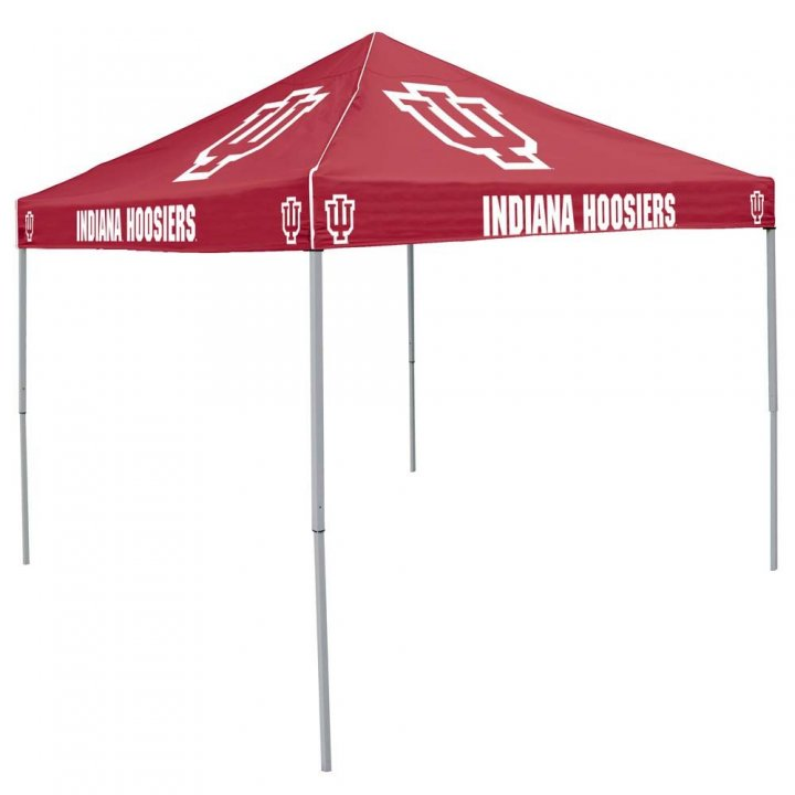 Indiana Hoosiers Colored Tent