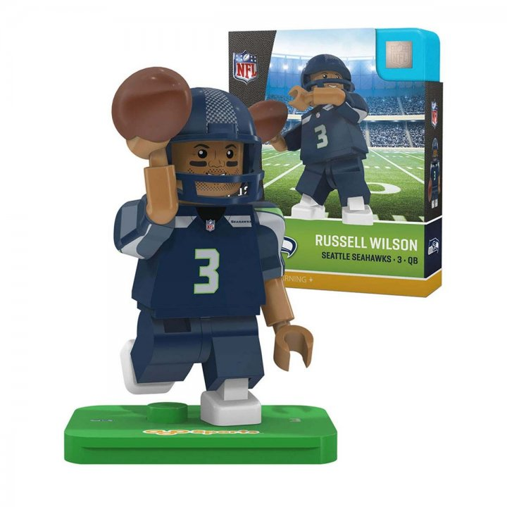 Russell Wilson Seattle Seahawks Oyo Gen 4 Player