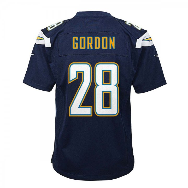 Los Angeles Chargers NFL Melvin Gordon Youth Nike Game Jersey (Navy)