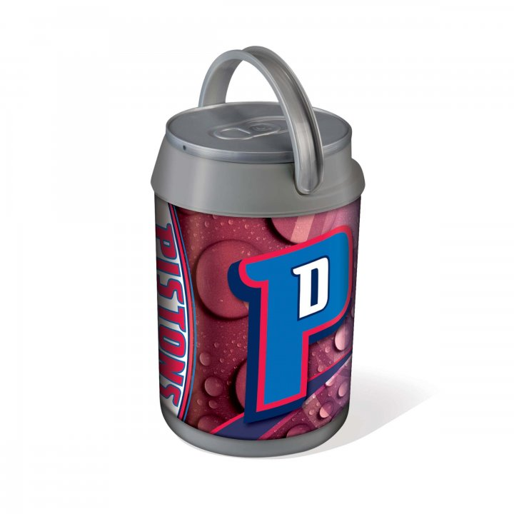 Detroit Pistons Mini Can Cooler
