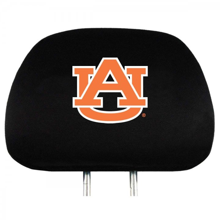 Auburn Tigers Headrest Cover