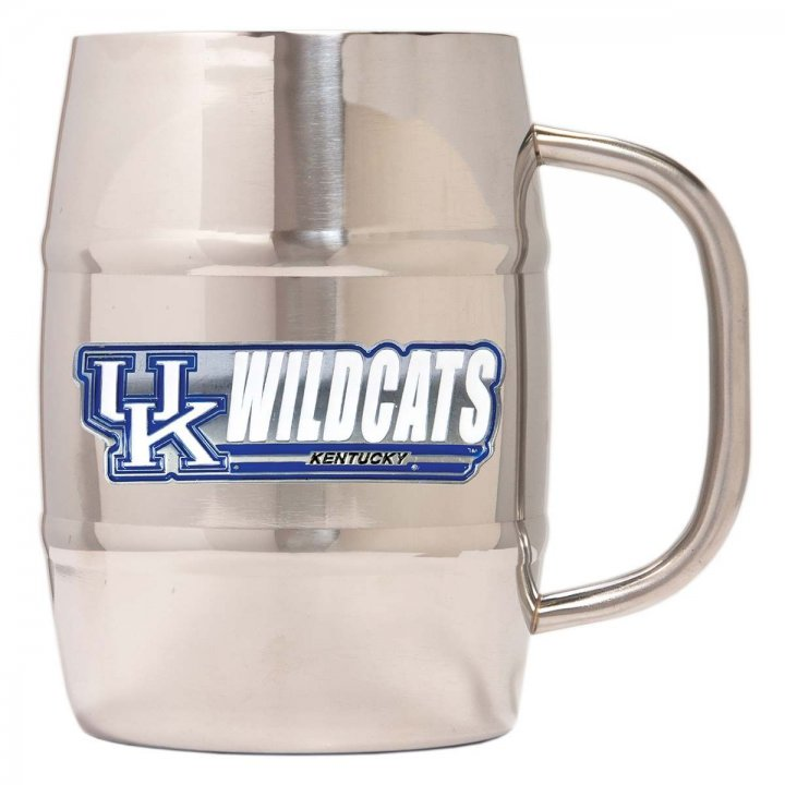 Kentucky Wildcats Kentucky Wildcats 32 oz Double Wall Stainless Steel Mug