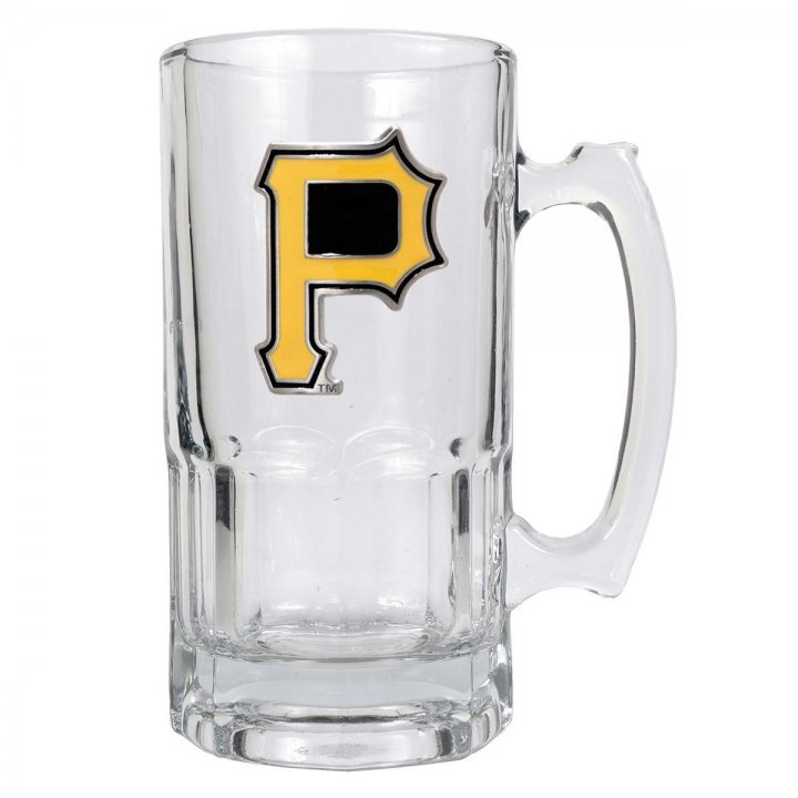 Pittsburgh Pirates MLB Macho Mug