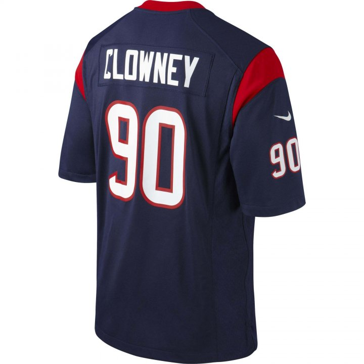 Jadeveon Clowney Houston Texans Nike Game Jersey (Navy)