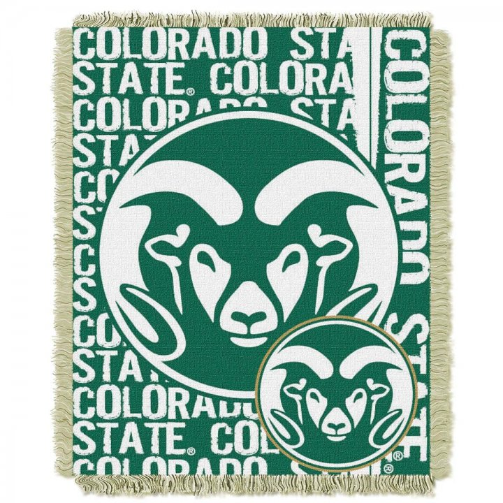 Colorado State Rams Double Play Throw