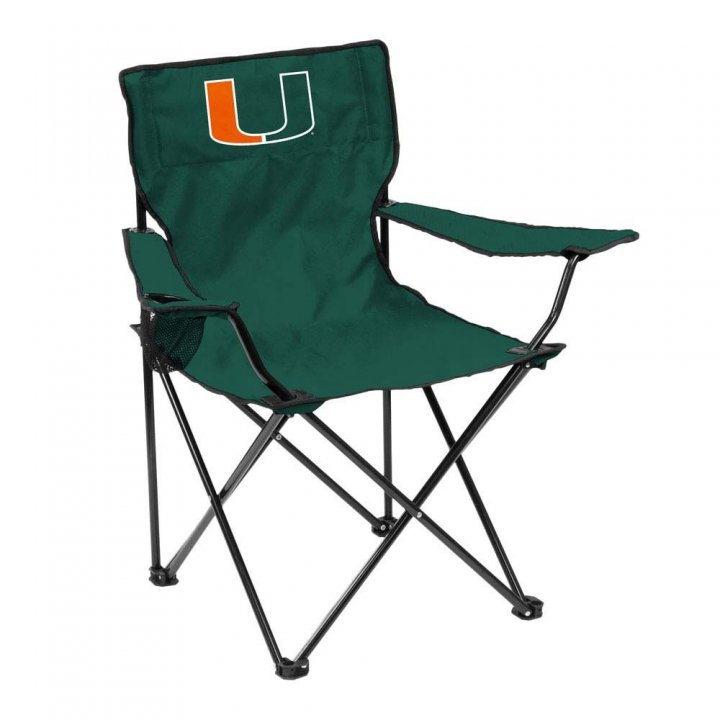 Miami Hurricanes Quad Chair