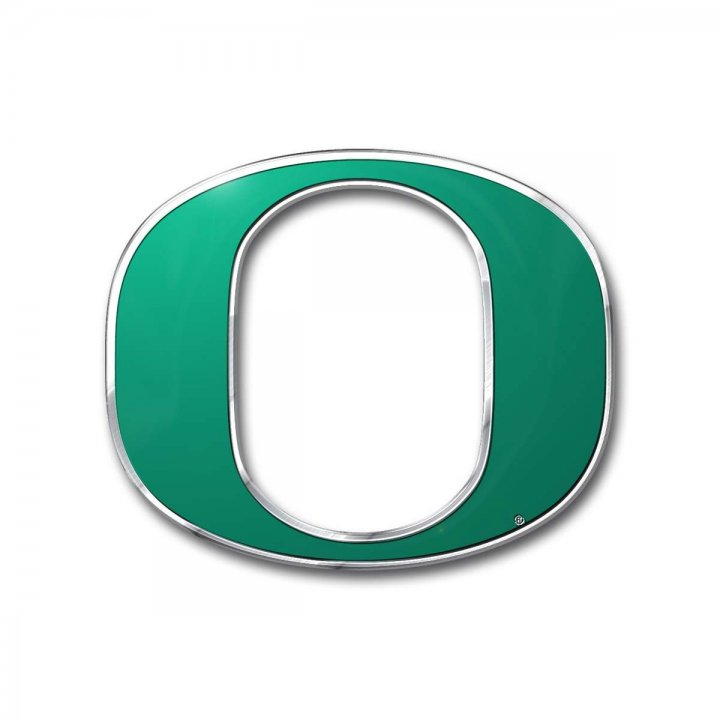 Oregon Ducks Color Emblem