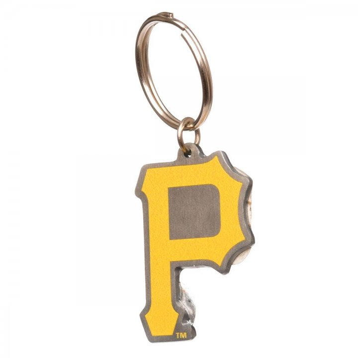 Pittsburgh Pirates Logo Keychain