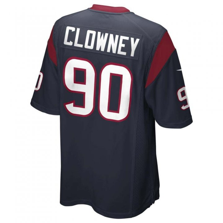 Jadeveon Clowney Houston Texans Nike Youth Game Jersey (Navy)