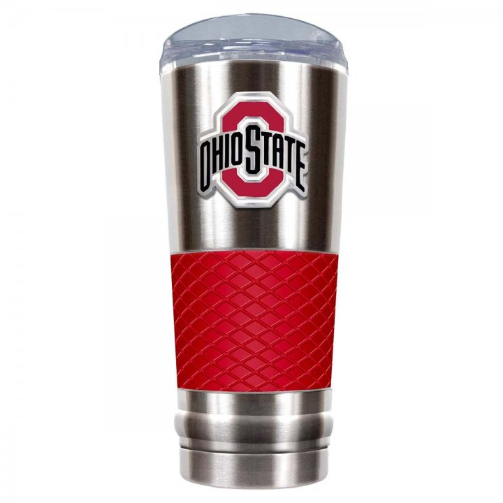 Ohio State Buckeyes The Draft Tumbler (Red)