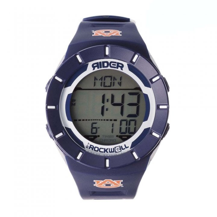 Auburn Tigers Coliseum Watch (Navy)