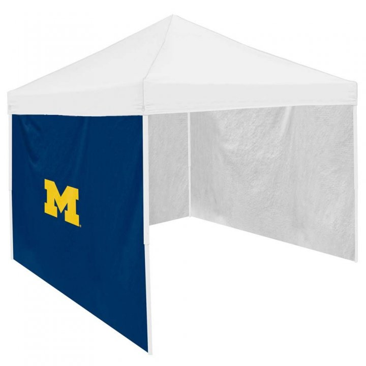Michigan Wolverines 9X9 Side Panel