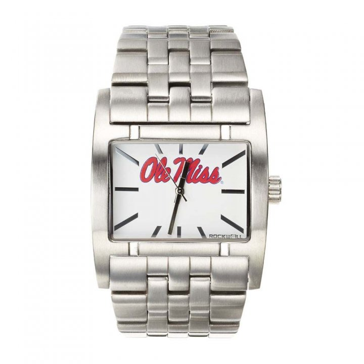 Mississippi Rebels Apostle Watch (Silver)