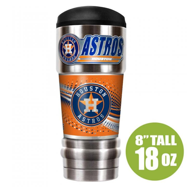 Houston Astros MVP Tumbler