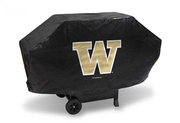 Washington Huskies Deluxe Grill Cover