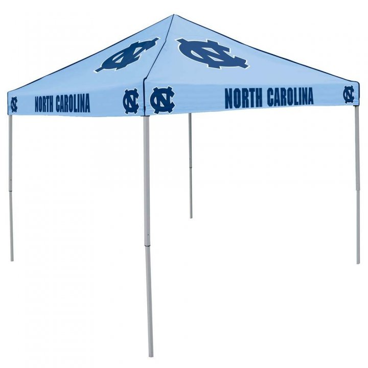 North Carolina Tar Heels Colored Tent