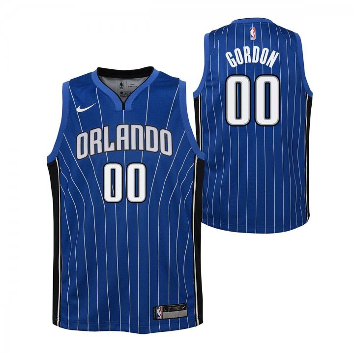 Orlando Magic NBA Aaron Gordon Youth Icon Swingman Jersey (Royal)