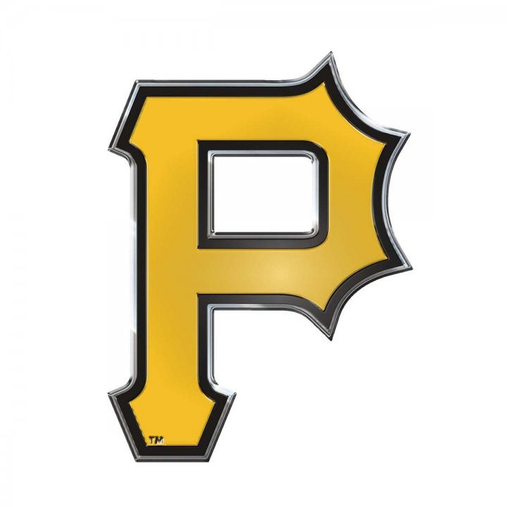 Pittsburgh Pirates Color Emblem