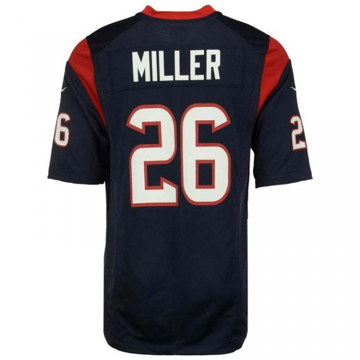 Houston Texans NFL Lamar Miller Youth Nike Game Jersey (Navy)