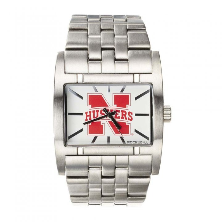 Nebraska Cornhuskers Apostle Watch (Silver)