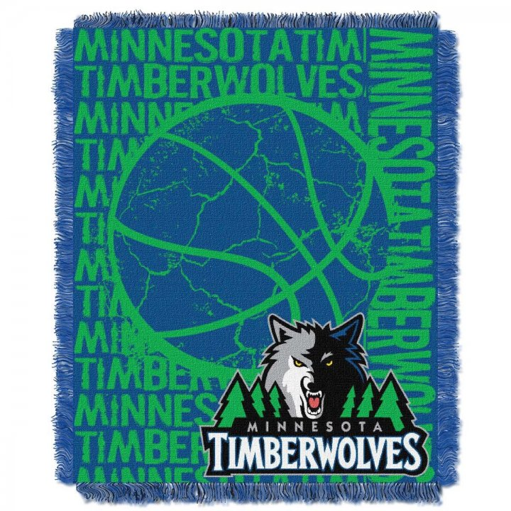 Minnesota Timberwolves Double Play Throw